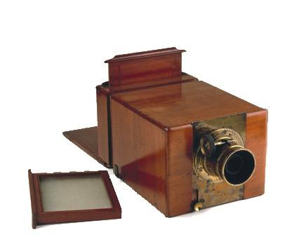История создания фотоотпечатка
