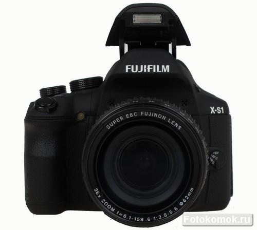 Обзор фотоаппарата FujiFilm X-S1