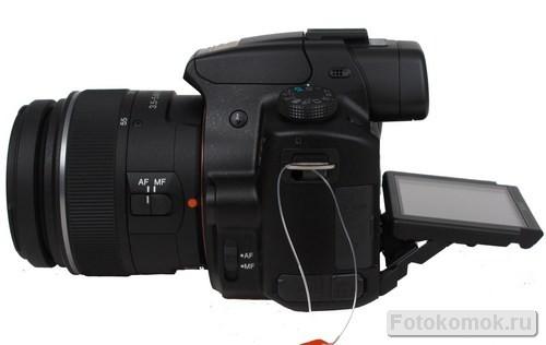 Обзор фотоаппарата Sony SLT-A37