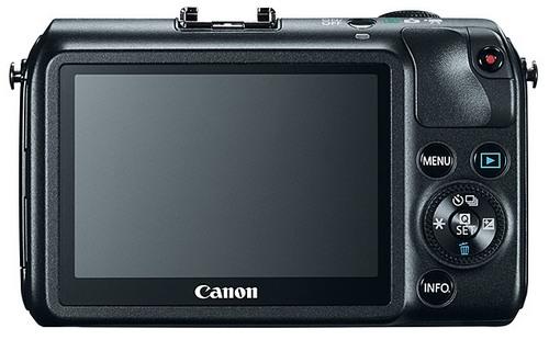 Canon EOS M - первая беззеркальная фотокамера от Canon