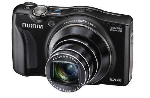 FUJIFILM объявляет о выпуске фотокамеры FinePix F800EXR
