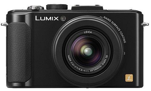 Panasonic Lumix DMC-LX7 - светосильный и компактный