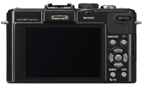 Panasonic Lumix DMC-LX7 - компактная фотокамера