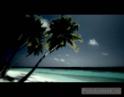 Кадр из фильма в фотошоп