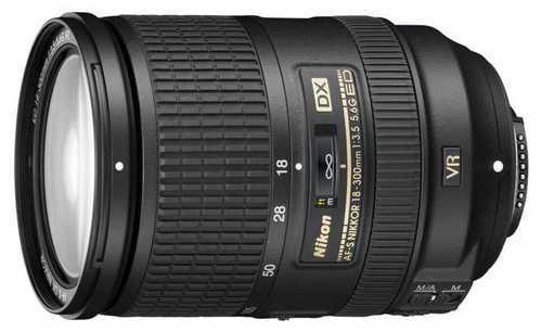 Объективы Nikon Nikkor - новинки