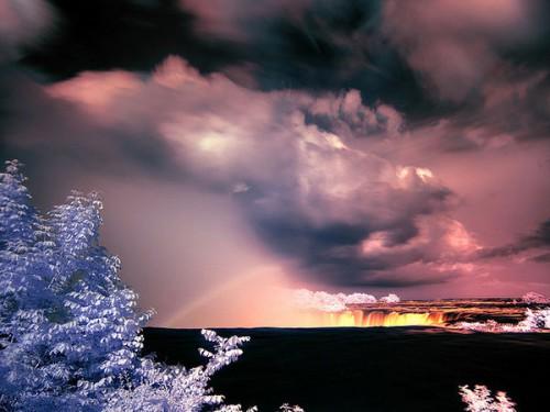 Инфракрасная фотография
