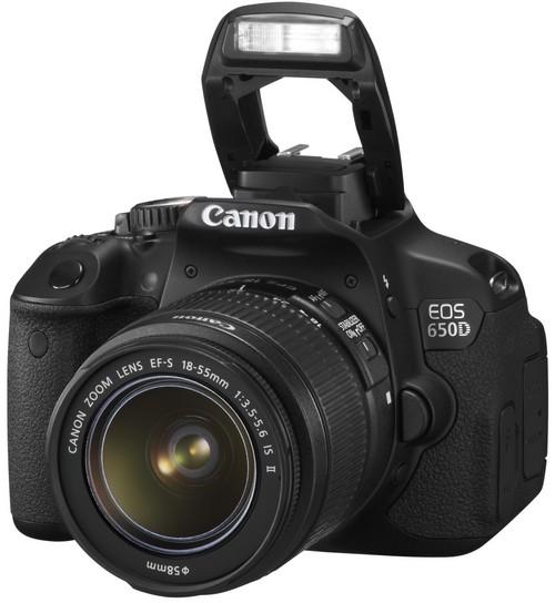 Обзор Canon EOS 650D