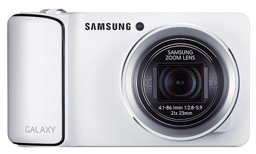 Samsung Galaxy Camera - 3G/4G/Wi-Fi и Android 4.1