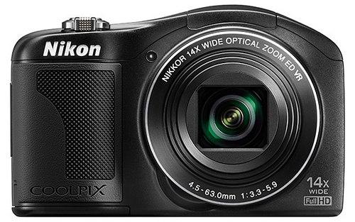Nikon Coolpix L610 - компактный суперзум