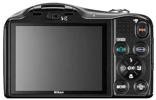 Компактный суперзум Nikon Coolpix L610