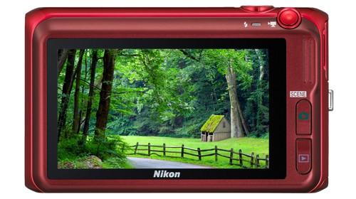 COOLPIX S6400: новая компактная камера от Nikon