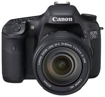 Новая прошивка (v.2) для Canon EOS 7D