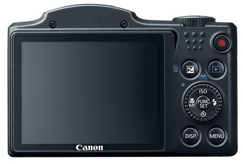 Canon PowerShot SX160 IS и SX500 IS - два новых суперзума