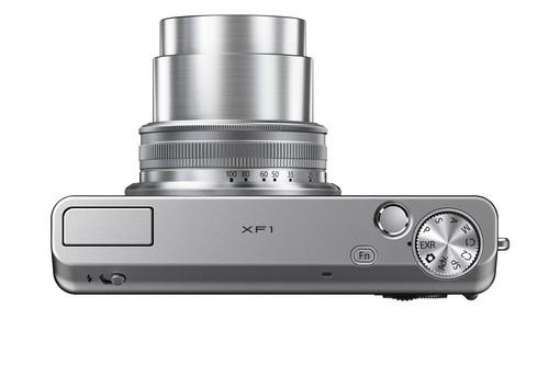 Fujifilm XF1 - стильная штучка