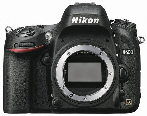 Nikon D600 - полный кадр за малую цену