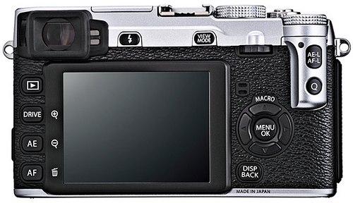 FUJIFILM X-E1 - новая системная фотокамера