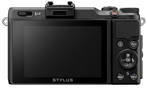 Olympus Stylus XZ-2 iHS с волшебным кольцом