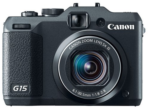 Canon G15 - улучшенный автофокус и быстрый объектив