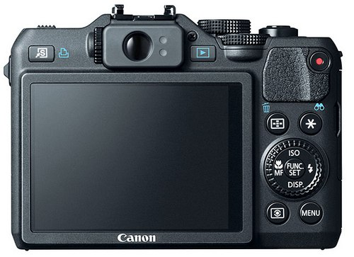 Canon Powershot G15 - компактный флагман