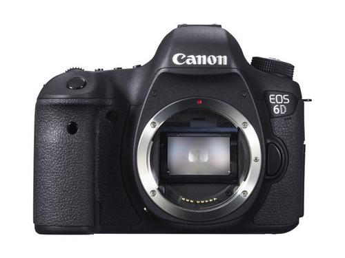 Canon EOS 6D - ответ на Nikon D600
