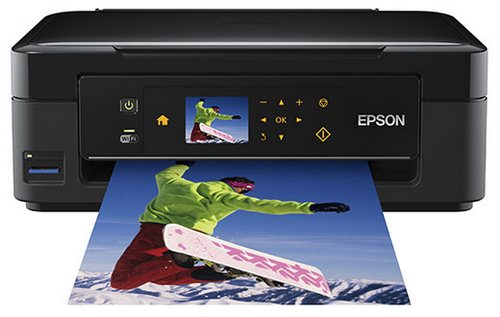 Epson Expression Home XP-406 - МФУ с Wi-Fi и сенсорной панелью управления