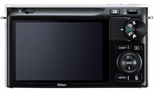 Nikon 1 J2 - первый взгляд