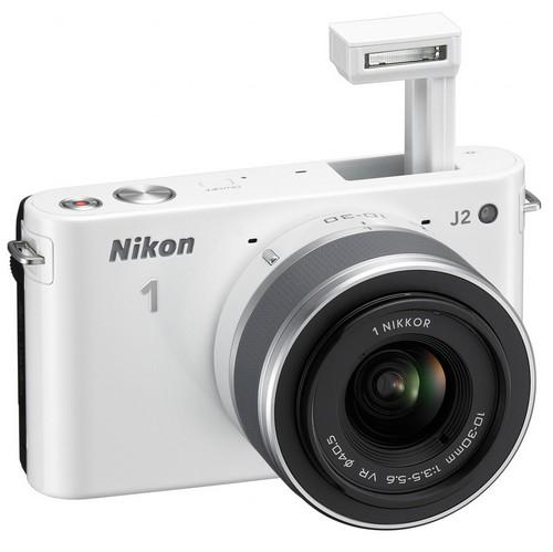 Мини-обзор Nikon 1 J2
