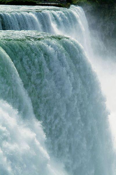 Особенности фотосъемки воды и водопадов