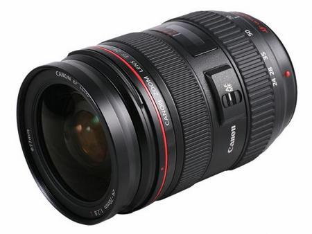 Три к одному: зум-объективы для Canon EOS Mark III