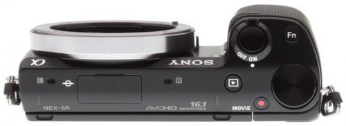 Sony NEX-5R - первый взгляд