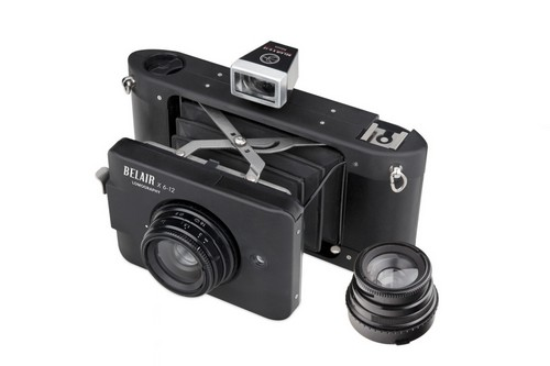 Belair 6-12 X - пленочная фотокамера 6x12