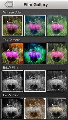 Alt Photo - фотоэффекты на Apple iPhone