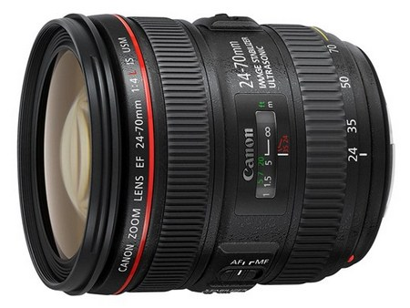 Два новых объектива Canon - 24-70 мм f/4L IS USM и 35 мм f/2 IS USM EF