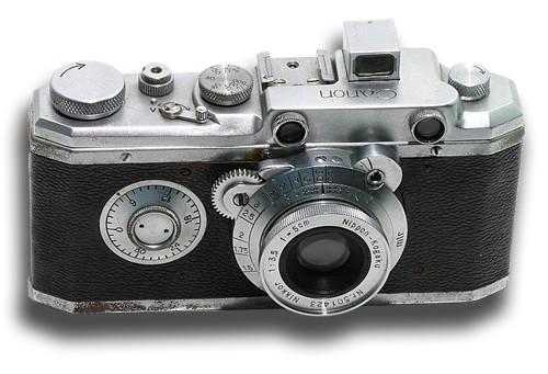 История и достижения компании Canon