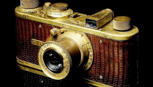 Leica Luxus 1 почти за миллион долларов