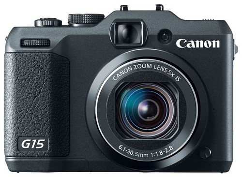 Canon Power Shot G15 - ключевые моменты