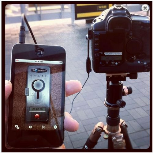 ioShutter для Nikon