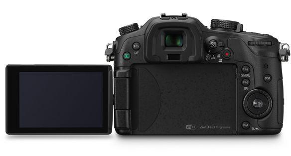 Обзор Panasonic Lumix DMC-GH3
