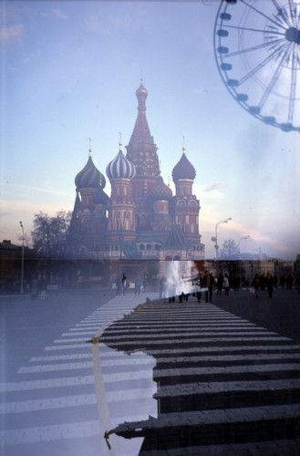 Выставка «RUSSIAMERICA» - аналоговая фотография