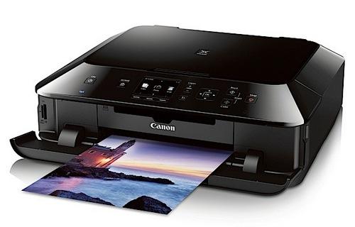 Новые принтеры Canon Pixma и обновленный фотосканер CanoScan 9000F