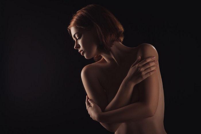 Красота обнаженного тела
