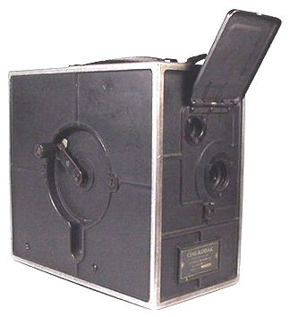 Cine-Kodak Motion Picture Camera mod. A