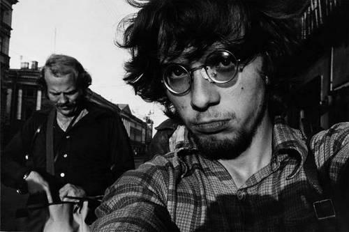 Б.Смелов. Автопортрет. 1975