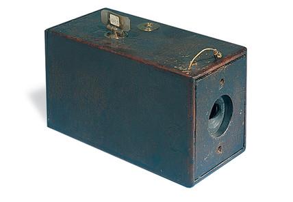 любительская камера Kodak №1