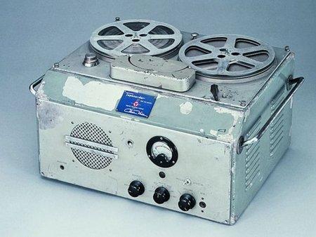 G-прототип магнитофона