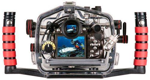 Подводный бокс для Nikon D5200