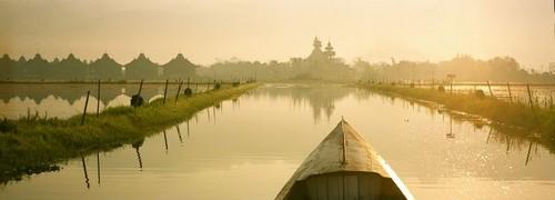 Из дуэта След безмятежности. Бирма