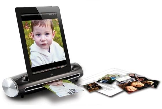 Мобильный сканер ION Audio DOCS 2 GO для iPad