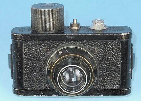 Фотокамера «Аякс-9» (ист. www.photohistory.ru)