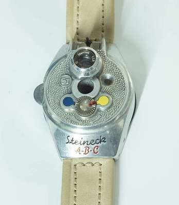 Часы разработки Р. Штайнека